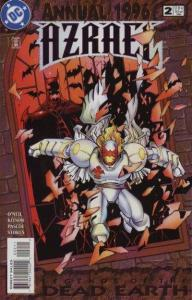 Azrael (1995 series) Annual #2, NM (Stock photo)