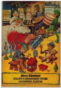 CLASSICS ILLUSTRATED CHRISTMAS NN FN STACEYS