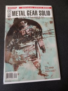 METAL GEAR SOLID SONS OF LIBERTY #2