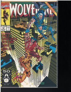 Wolverine  #42 (Marvel, 1991)