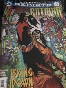 DC Batman Beyond #2 DC Rebirth Mint