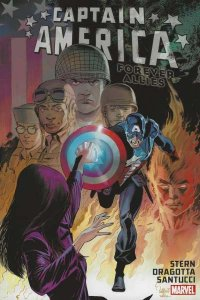 Captain America: Forever Allies Trade Paperback #1, NM (Stock photo)