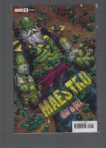 Maestro: War & Pax #5 Variant
