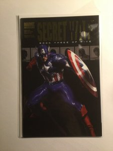 Secret War Book 3 Near Mint nm Marvel