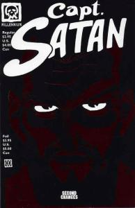 Captain Satan #1A VF/NM; Millennium | save on shipping - details inside