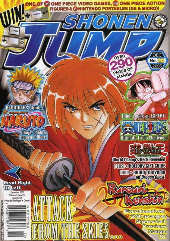 Shonen Jump #36 FN; Viz | save on shipping - details inside