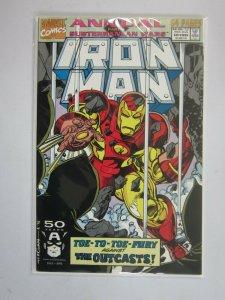 Iron Man Annual #12 6.0 FN (1991 1st Series)