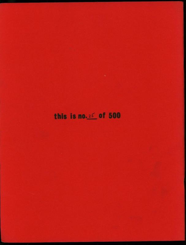 Vigil Finlay Portfolio Rare Pulp Fanzine 25/500