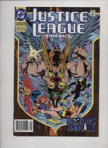 Justice League America #73 (1993)