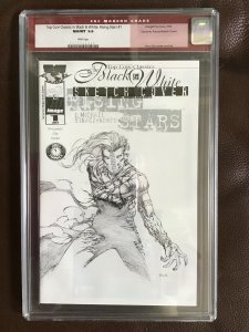 Top Cow Classics in Black and White Rising Stars CGC 9.8