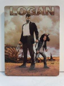 Logan (Blu-ray) STEELBOOK