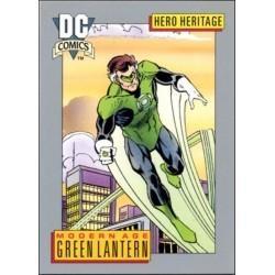 1991 DC Cosmic Cards - MODERN AGE GREEN LANTERN #9