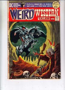 Weird Western Tales #12 (Jul-72) VF+ High-Grade Jonah Hex
