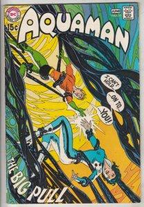 Aquaman #51 (Jun-70) FN/VF Mid-High-Grade Aquaman, Aqualad, Mira