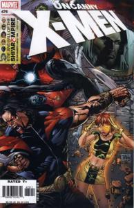 Uncanny X-Men (1981 series) #475, NM (Stock photo)