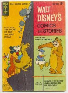 Walt Disney's Comics and Stories #274, Fine (Stock photo)