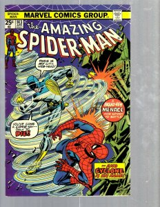 Amazing Spider-Man # 143 VF/NM Marvel Comic Book MJ Vulture Goblin Scorpion TJ1