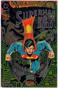 Superman #82 (VF/NM) No Resv! 1¢ Auction!