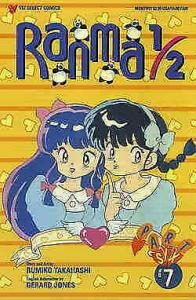 Ranma 1/2 Part 6 #7 VF/NM; Viz | save on shipping - details inside
