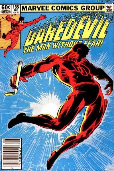Daredevil (1964 series) #185, Fine+ (Stock photo)