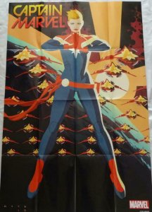 CAPTAIN MARVEL Promo Poster, 24 x 36, 2015, MARVEL  Unused more in our store 176