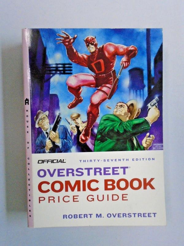 Overstreet Price Guide #37 C S 6.0 FN (2007)