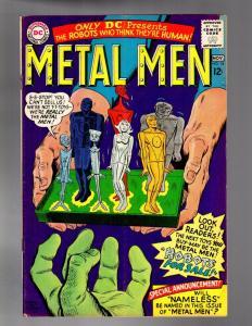 METAL MEN 16 FINE November1965