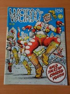 Weirdo #10 ~ VERY FINE - NEAR MINT NM ~ 1984 Last Gasp Underground R Crumb