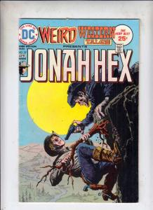 Weird Western Tales #27 (Sep-73) VF High-Grade Jonah Hex