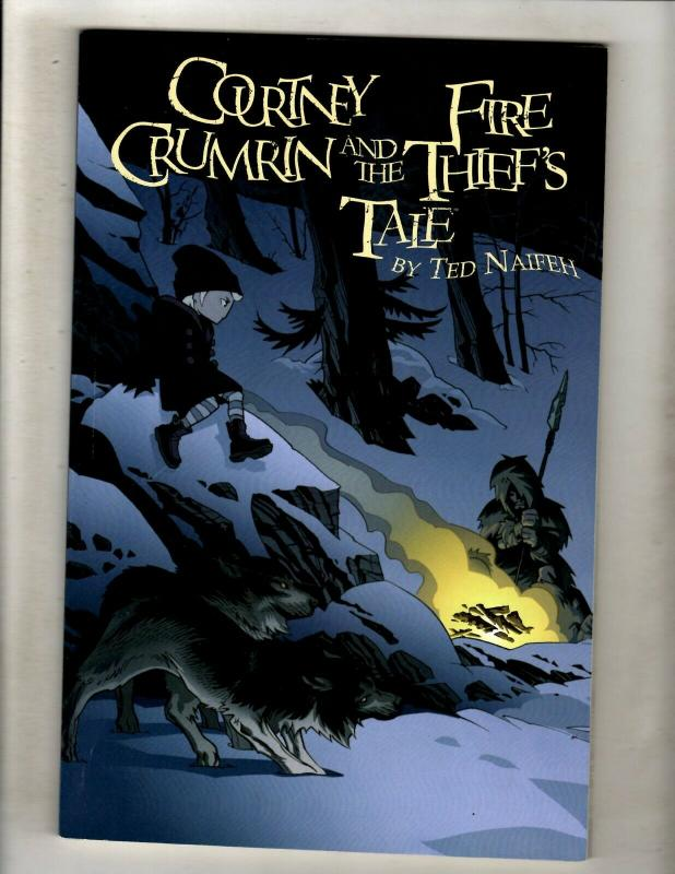 Courtney Crumrin & The Fire The Fire Thief Oni Comics TPB Graphic Novel J102