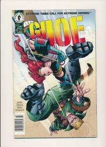 Dark Horse Comics GI JOE Issue of 3 of 4 VERY FINE/NEAR MINT (PF864)