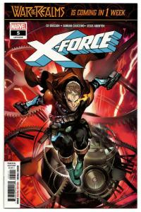 X-Force #5 (Marvel, 2019) NM
