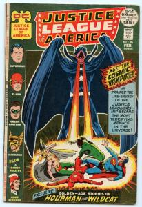 Justice League of America 96 Feb 1972 VG- (3.5)