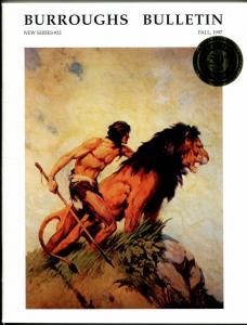 Burroughs Bulletin New Series #32 1997-ERB-Tarzan-J Allen St John-Gray Morrow-VF