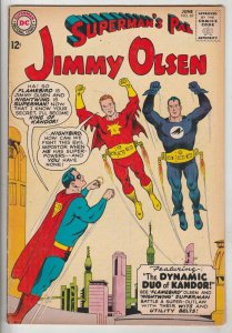 Jimmy Olsen, Superman's Pal  #69 (Jun-63) VF+ High-Grade Jimmy Olsen
