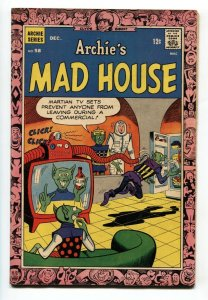 Archie's Mad House #58 1967-SCI-FI cover-Sabrina story-VG