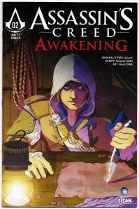 Assassin's Creed Awakening #2 Cvr B (Titan, 2017) VF/NM