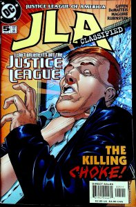 JLA: Classified #5 (2005)