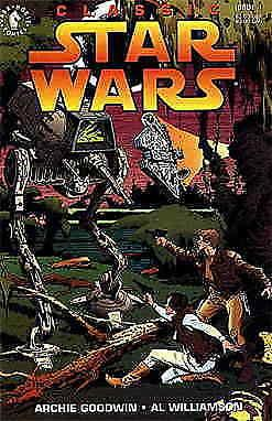 Classic Star Wars #1 VF/NM; Dark Horse | save on shipping - details inside