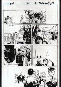 Uncanny X-Men #16 Page 19 Original Comic Book Art - Chris Bachalo