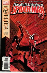 Friendly Neighborhood Spiderman # 1  The Other Part One
