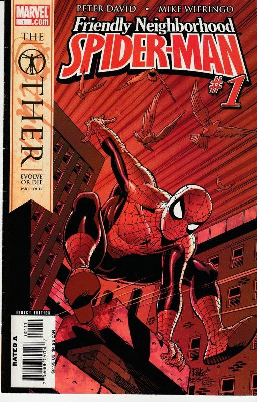 Amazing Spider Man (Vol.1)# 518,528,598,599 + Friendly Neighborhood Spider Man#1