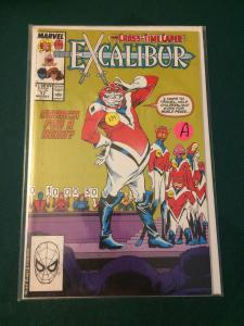 Excalibur #17 The Cross-Time Caper- part 6 of 9