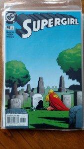 Supergirl #48 (DC, 2000) Condition: NM/MT