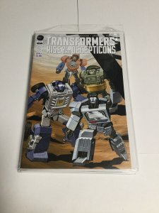 Transformers Rise Of The Decepticons #21 Cover B IDW Comics Nm Near Mint