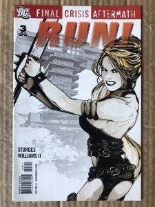 Final Crisis Aftermath: Run! #5 (2009)