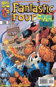 Fantastic Four (1998 series) #20, NM (Stock photo)
