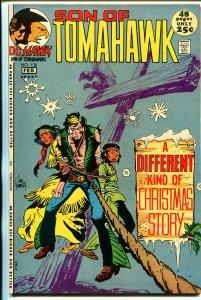 Tomahawk #136 1970-DC-Joe Kubert-Giant Issue-VF+