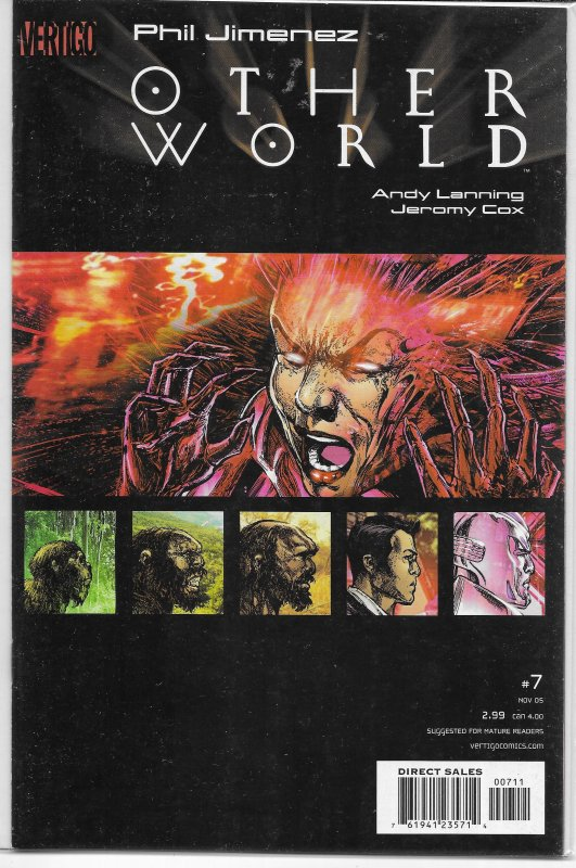 Otherworld   #7 FN Jimenez