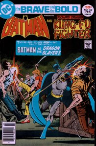 Brave and the Bold #132 - VF - 1977 DC
